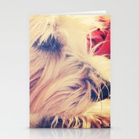 westie Stationery Cards featuring westie love by simple art