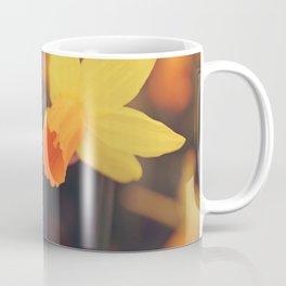 Yellow Narcissus Coffee Mug