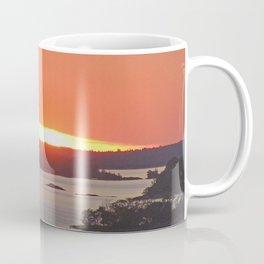 Swedish Archipelago Sunset Coffee Mug