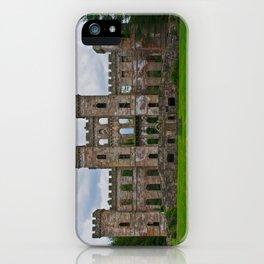 Loudoun Castle Ruin  iPhone Case