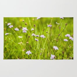 Flowery meadow Rug