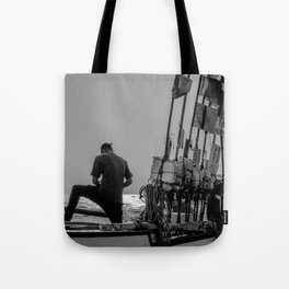 Fisher's Life Tote Bag