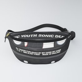 Sonic Youth Sonic Death Fanny Pack