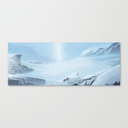New settlers Canvas Print