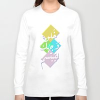 arabic Long Sleeve T-shirts featuring Arabic by remzninetytwo