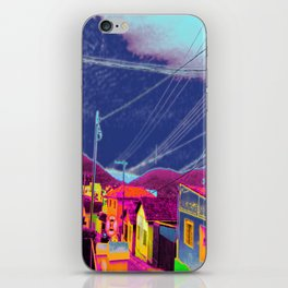 Infra-red iPhone Skin