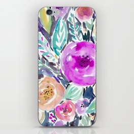 Gardens of Brazil iPhone Skin