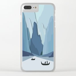 My Nature Collection No. 18 Clear iPhone Case