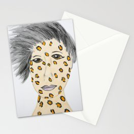 Be Your Wild Self Stationery Cards