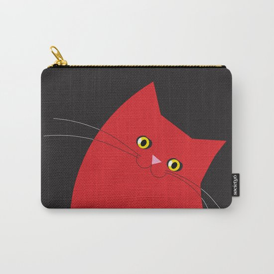 Red Cat - Mucci Carry-All Pouch