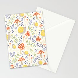 Goblincore Stationery Cards