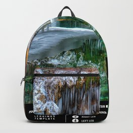 A Serene Chill Backpack