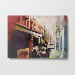 Monotonia infinita / endless monotony Metal Print