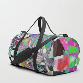 Mosaic Mountain Duffle Bag