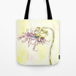A Gentle Rain Tote Bag