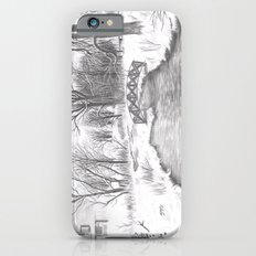 Snowy Landscape iPhone 6s Slim Case
