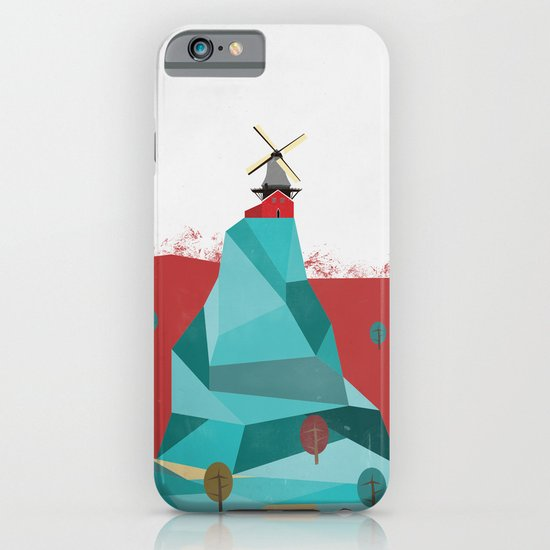 Windmill iPhone & iPod Case