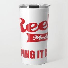 Reel Media Travel Mug