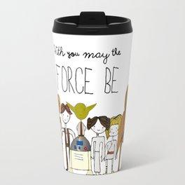 Star Wars by Ashley Nada Travel Mug