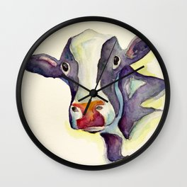 The Cow Wall Clock