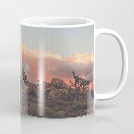 Joshua Tree Sunset Photograph. No. 2 Coffee Mug