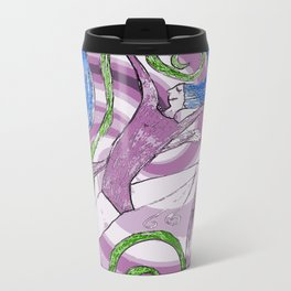 Ballet love Metal Travel Mug