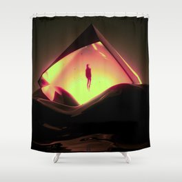 so be it Shower Curtain