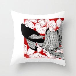 Betta Series: One Throw Pillow
