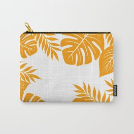 Paradise in Tangerine Carry-All Pouch