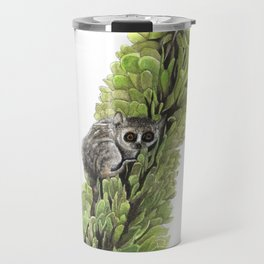 Mouse Lemur in the Spiny Forest Travel Mug