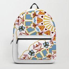 Utah pride mandala Backpack
