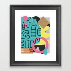 Lallibela Framed Art Print