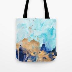 Abstract watercolor  Tote Bag