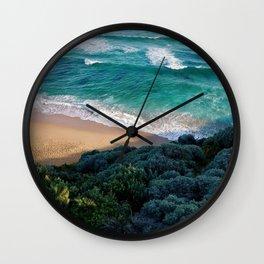 Beautiful Adventures Wall Clock