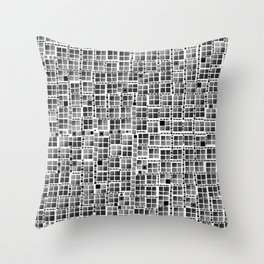 Pixel  Fashion 04 Throw Pillow