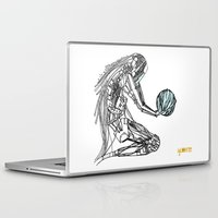 future Laptop & iPad Skins featuring Future by iglootree