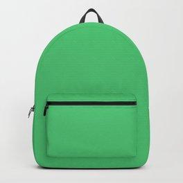 Emerald Green Backpack