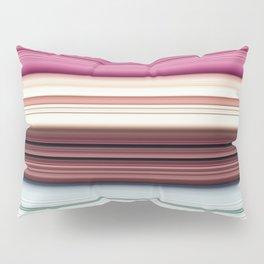 Sandwich cookie stripes Pillow Sham