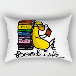 Bookish Birdy | Veronica Nagorny Rectangular Pillow