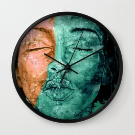 I used to know myself Wall Clock