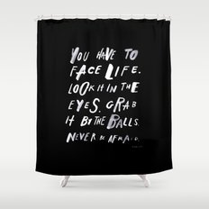 FACELIFE Shower Curtain