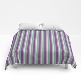 Lady Mary's Stripe Comforters