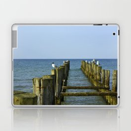 Pilings Laptop & iPad Skin