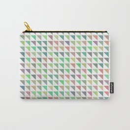 edge of autumn geometric pattern Carry-All Pouch
