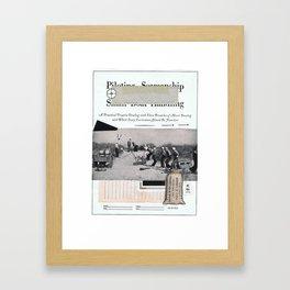 Kilo —•— Framed Art Print