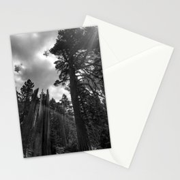 Mountain Sunbeams Stationery Cards