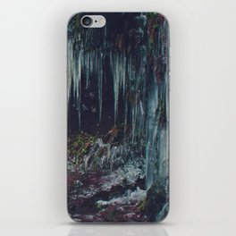 Ice Spikes iPhone Skin