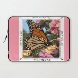 It's A New Day! Laptop Sleeve