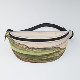 Whistling Straits Golf Course Hole 7 Fanny Pack