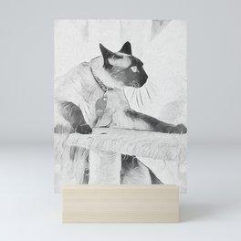 Moving On Up Mini Art Print
